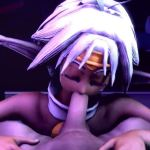 Aisha Clan-Clan Blowjob