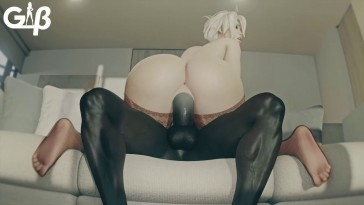 Mercy Rides BBC on the couch
