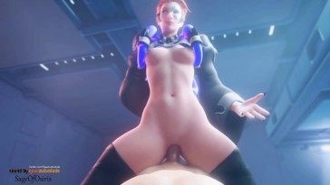 Moira using her power to get fucked