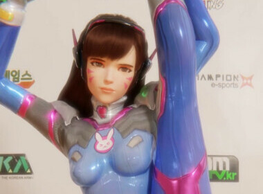 D.va stretched too much