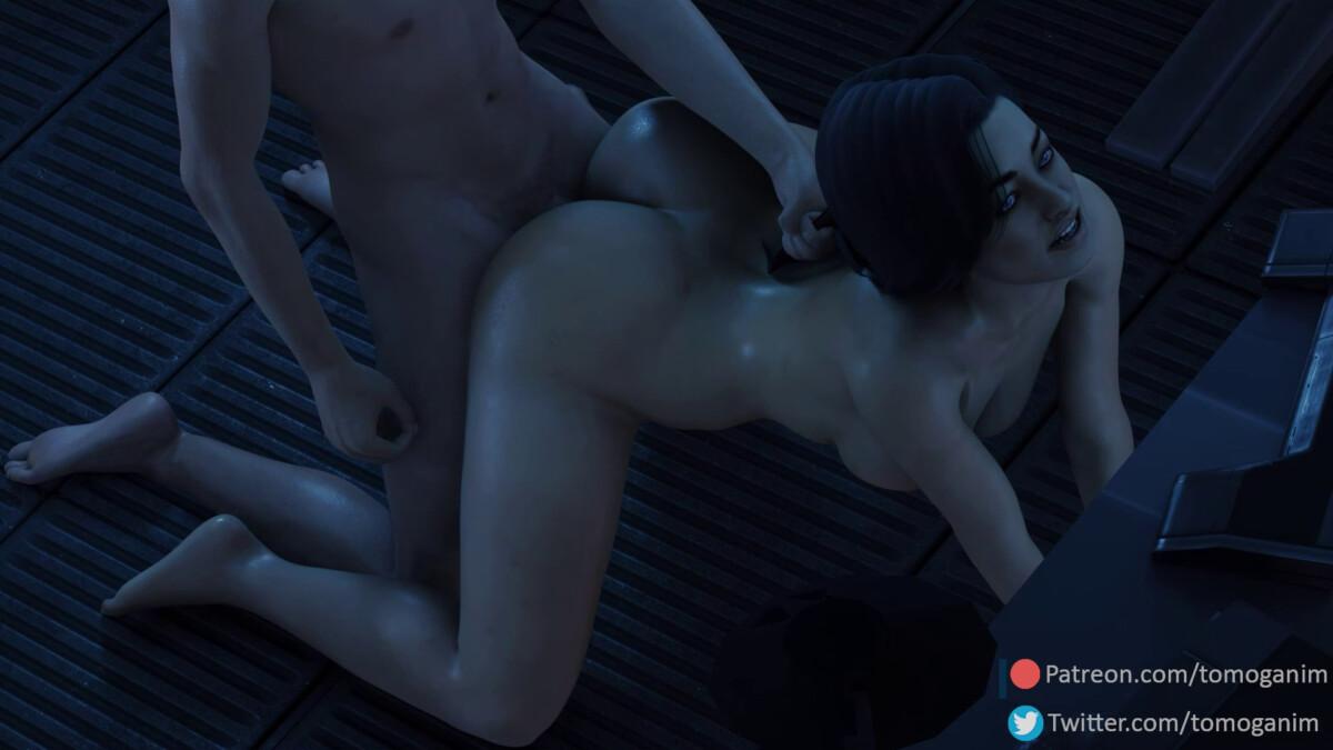 Miranda hair pulling and fucked
