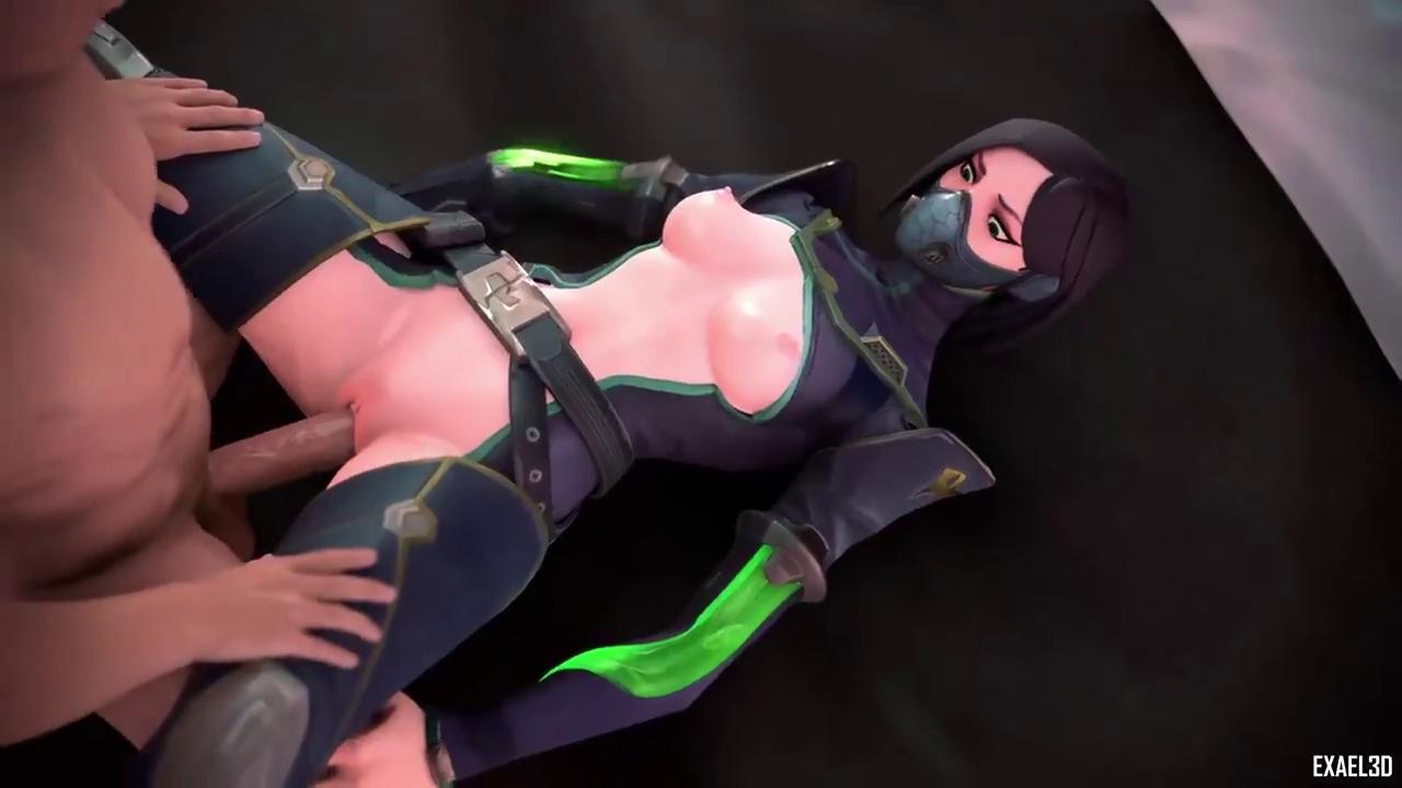 Viper penetrated deep