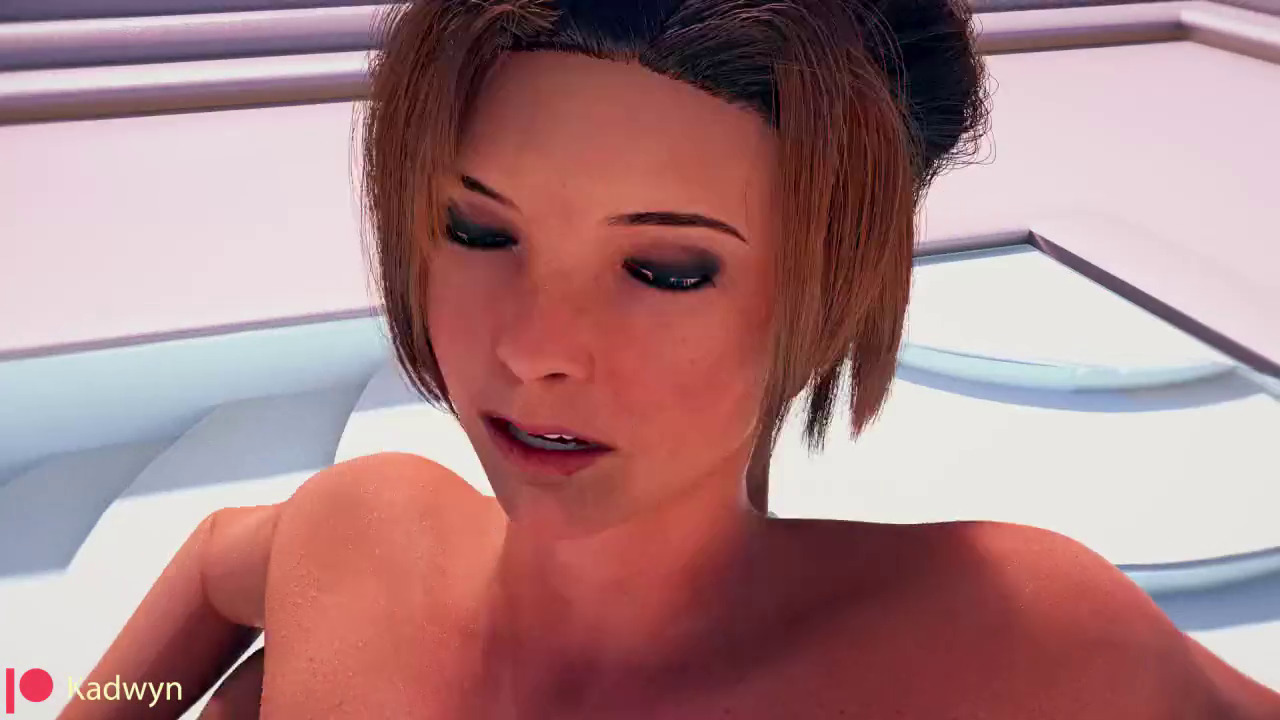 Claire Redfield Carried Anal